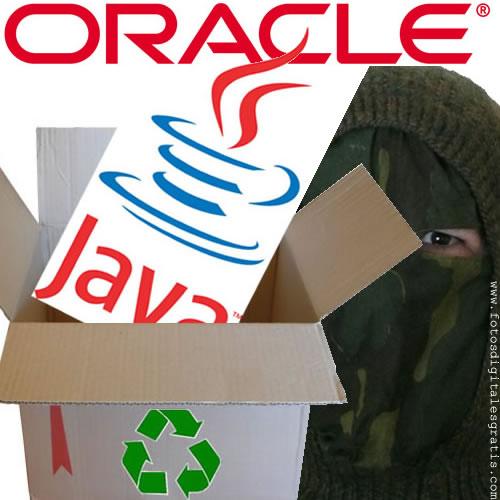 Java-Oracle-Hacker-FDG