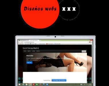 Diseño Web para Agencias o Escorts Independientes