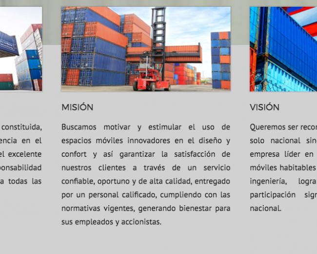 Container Serimasc
