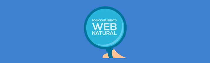 posicionamiento web natural