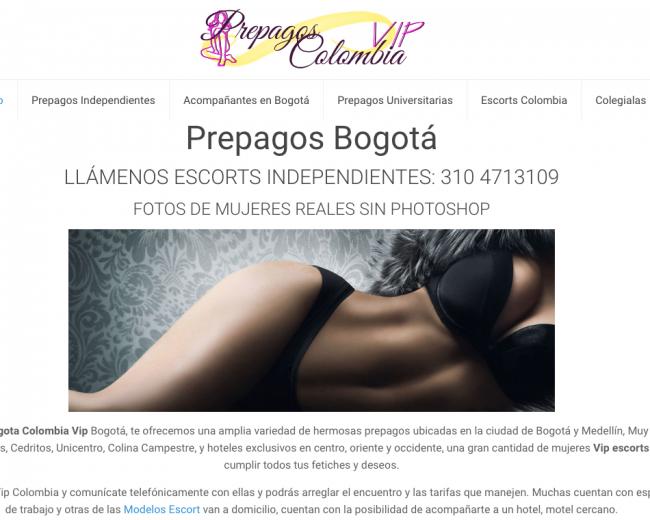 Prepagos Bogotá
