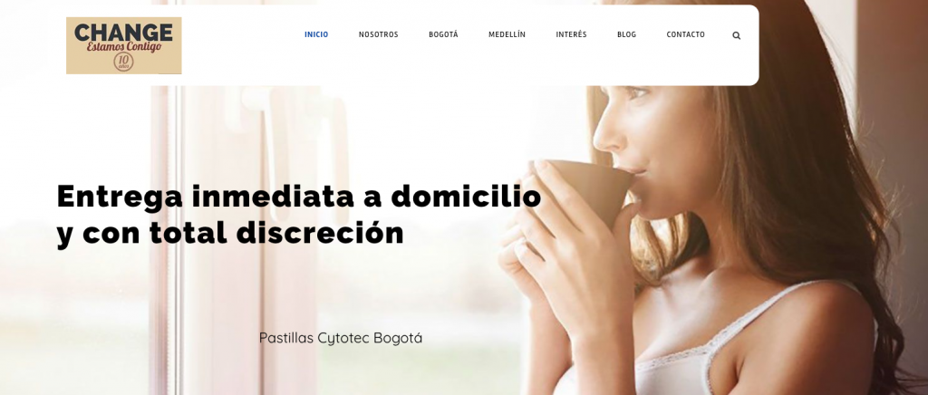 Pastillas Cytotec Bogota